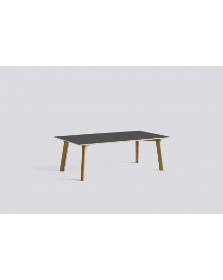 HAY - CPH Deux 250 rectangular table - Stoliki kawowe