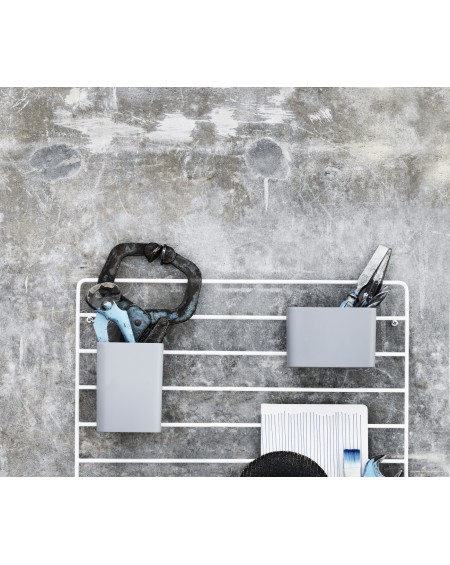String back to work - wall organiser