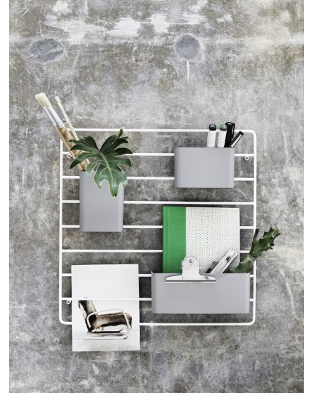 String - String back to work - wall organiser - Biurka Skandynawskie