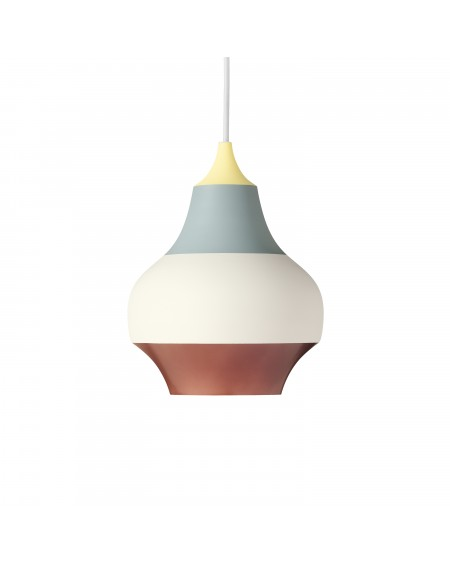Louis Poulsen - Cirque yellow top lamp - Lampy