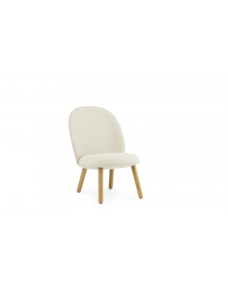 Normann Copenhagen - Ace Lounge Chair - Fotele Skandynawskie