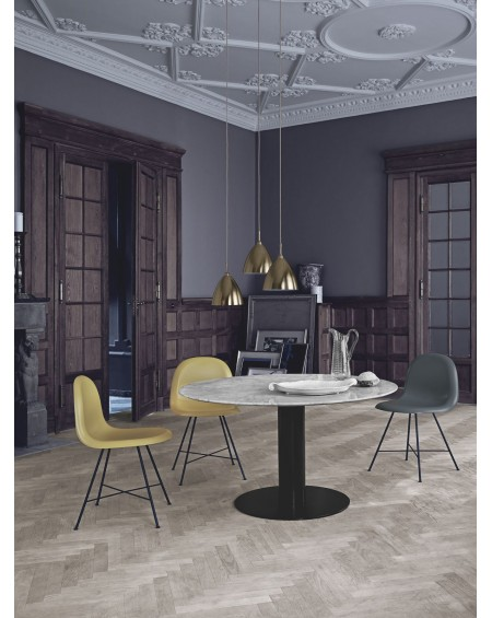 Gubi - 2.0 dining table round dia.110 - Meble