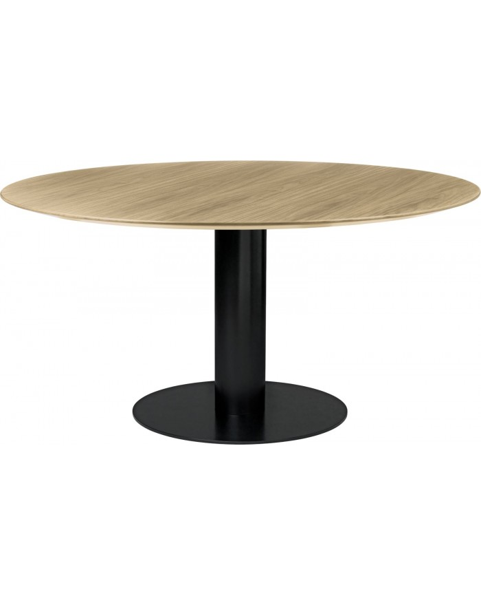2.0 dining table round dia.150