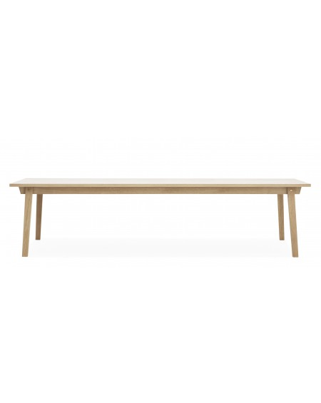 Slice dining table 90x300