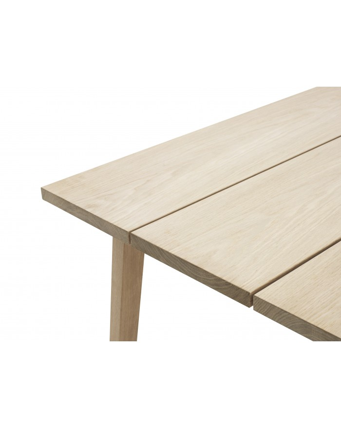 Slice dining table 90 x 250 cm