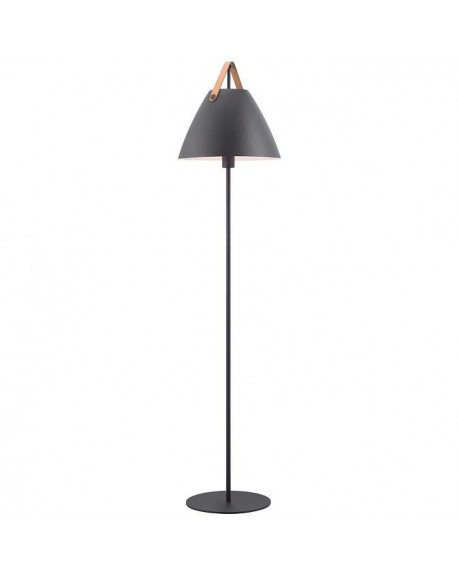 Design For The People - Strap floor lamp - Skandynawskie Lampy Stojące