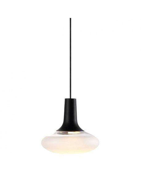 Design For The People - Dee 2.0 flat pendant lamp - Skandynawskie Lampy wiszące