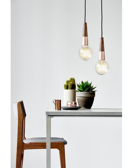 Design For The People - Stripped pendant lamp - Skandynawskie Lampy wiszące