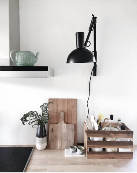 Design For The People - Arki wall and table lamp - Skandynawskie Lampki Biurkowe