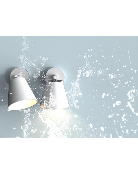 Design For The People - IP S6 bath lamp - Skandynawskie Lampy Łazienkowe