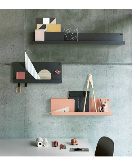 Folded shelves/ large