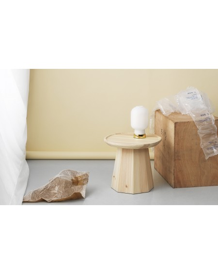 Normann Copenhagen - Pine Table Small - Stoliki kawowe