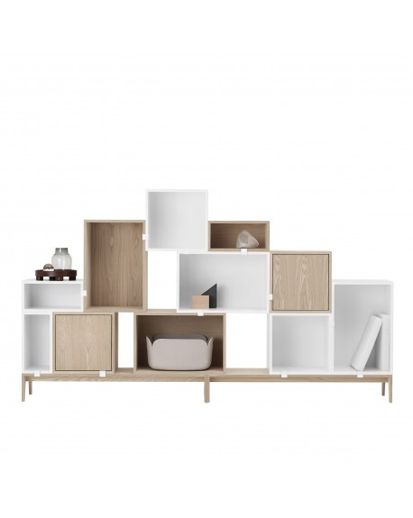 Stacked Storage System 2.0 Solution 8