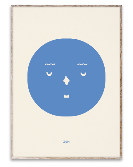 Paper Collective - ZEN poster