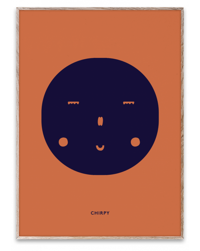 CHIRPY poster