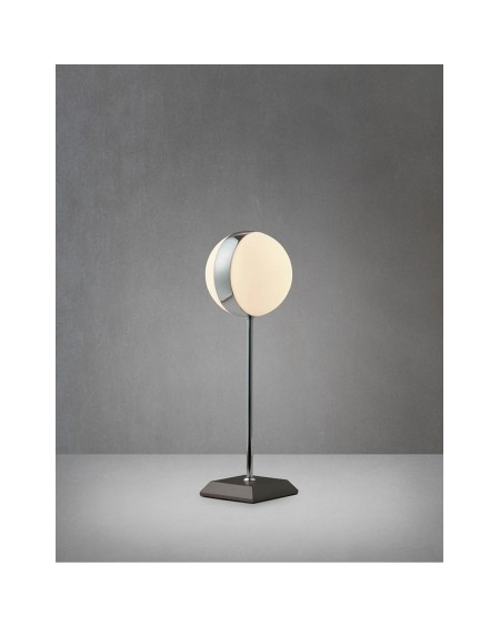 Circle table lamp