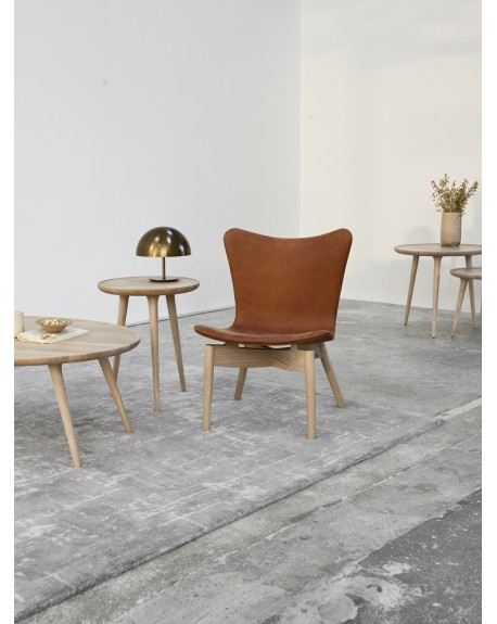 Mater Design - Shell Lounge Chair - Fotele Skandynawskie