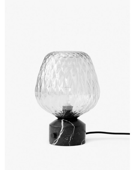 &Tradition - Blown table lamp SW6 - Skandynawskie Lampki Biurkowe