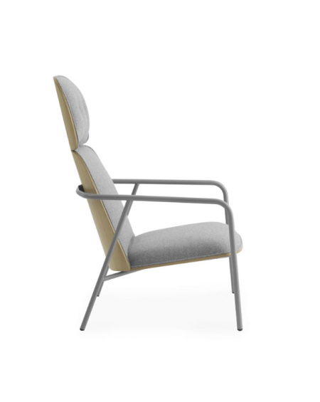 Pad Lounge Chair High