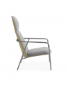 Normann Copenhagen - Pad Lounge Chair High - Fotele Skandynawskie