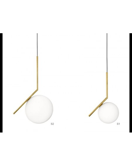 IC S1, S2 Pendant Lamp
