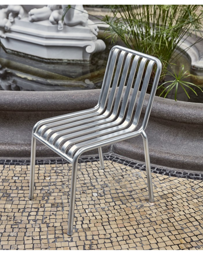 Palissade chair Hot Galvanised