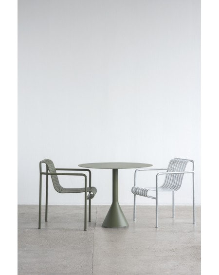 Palissade Dining armchair Hot Galvanised