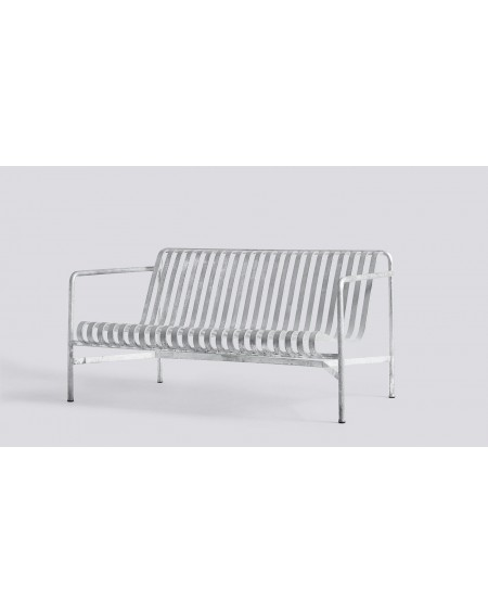 Palissade Lounge Sofa Hot Galvanised