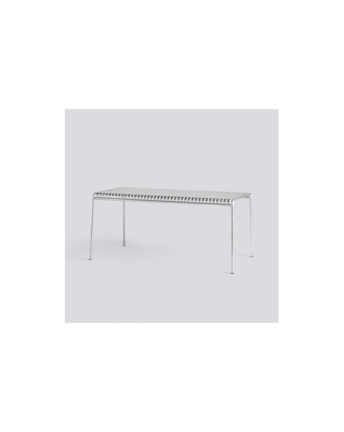 Palissade Table 170x90 Hot Galvanised
