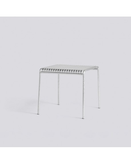 Palissade Table 82,5x90 Hot Galvanised