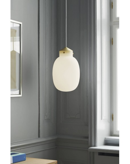 Design For The People - Raito Pendant Oval - Skandynawskie Lampy wiszące