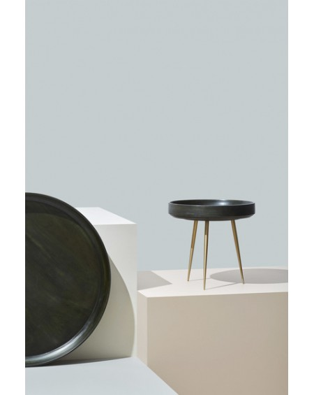 Mater Design - Bowl Table  Nori Green - Stoliki kawowe