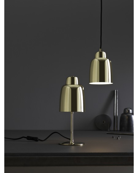 Pholc - Champagne table lamp