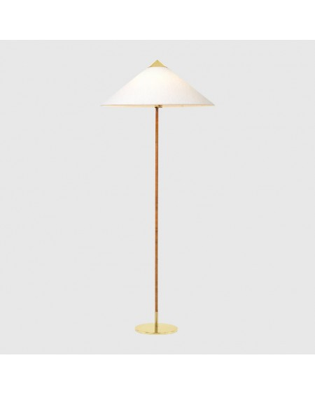 9602 Floor Lamp - Brass Base