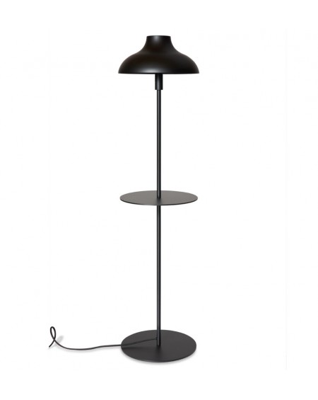 Rubn - Bolero Floor Lamp Small with Table - Skandynawskie Lampy Stojące