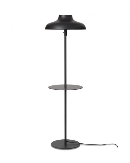 Rubn - Bolero Floor Lamp Medium with Table - Skandynawskie Lampy Stojące
