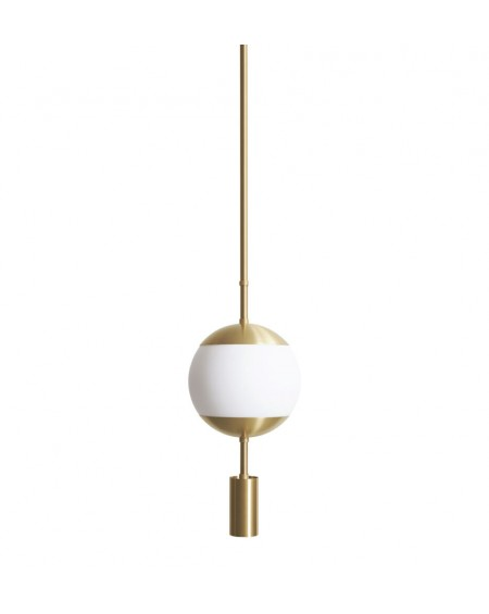 Rubn - Monroe Ceiling Lamp With Spot - Skandynawskie Lampy Sufitowe