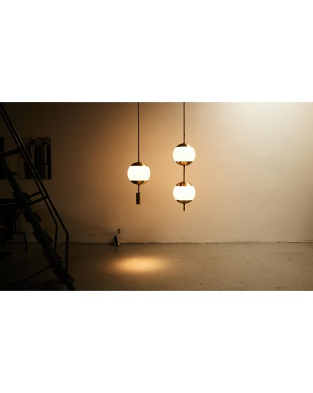 Monroe Ceiling Lamp With Spot