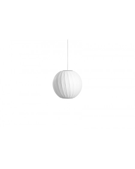 Nelson Ball Crisscross Bubble Pendant