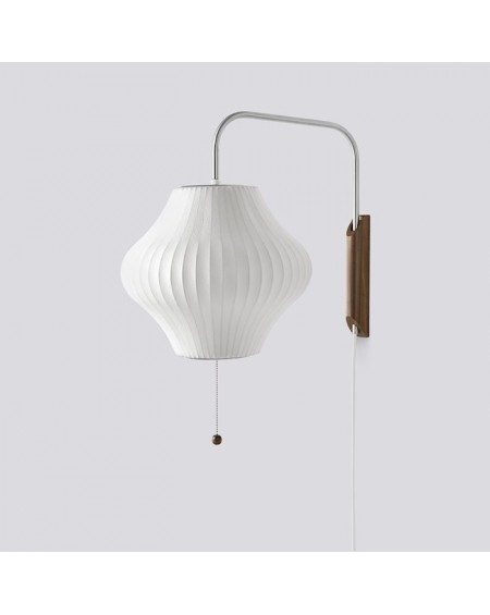 HAY - Nelson Pear Wall Sconce Cabled S - Skandynawskie Lampy Ścienne