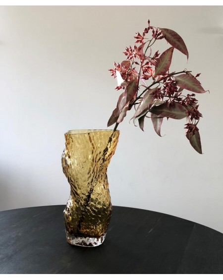 OSTREA ROCK GLASS VASE