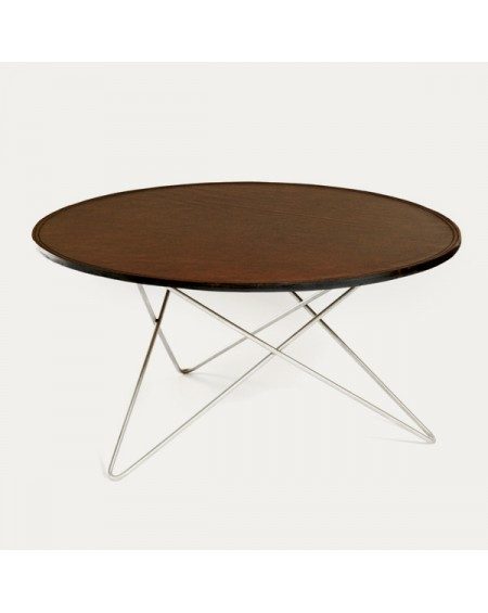 Ox denmarq - O Table / Ox Leather or Slate - Stoliki kawowe