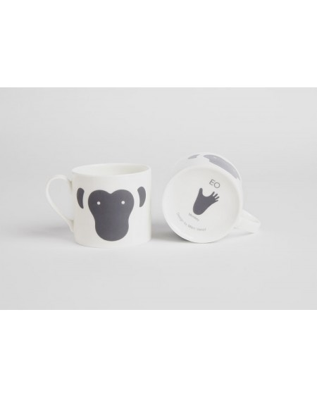 EO - Animal Mug / Monkey - Dodatki