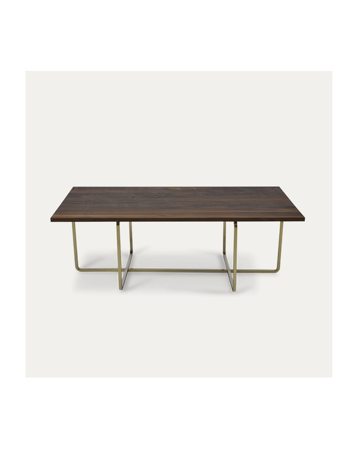 Stolik kawowy Ninety Table  / wood 120x60 cm