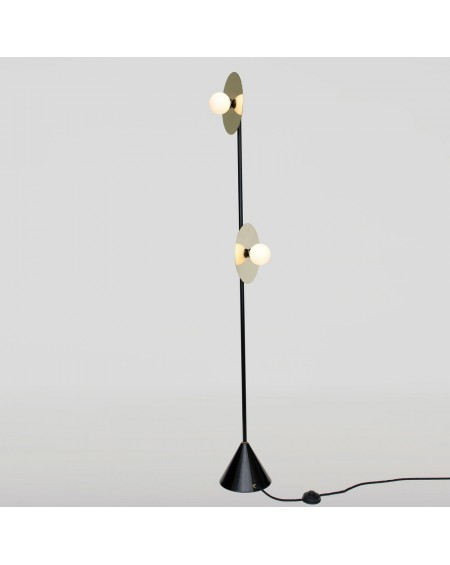 Atelier Areti - Disc and Sphere  Floor Lamp