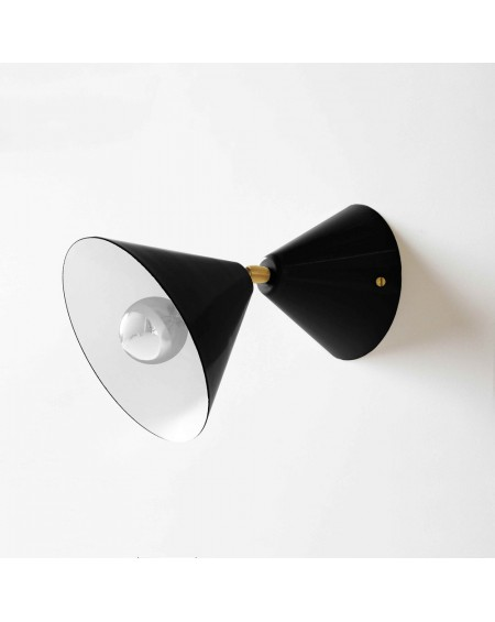 Cone wall/ceiling light