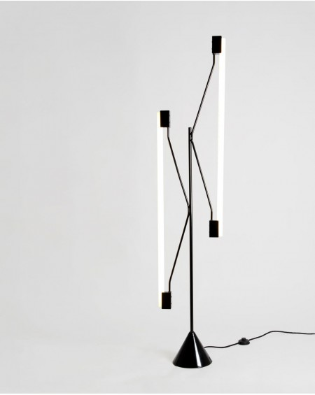 Atelier Areti - Two Tubes floor Light - Lampy