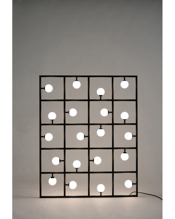 SQUARES Floor/wall light