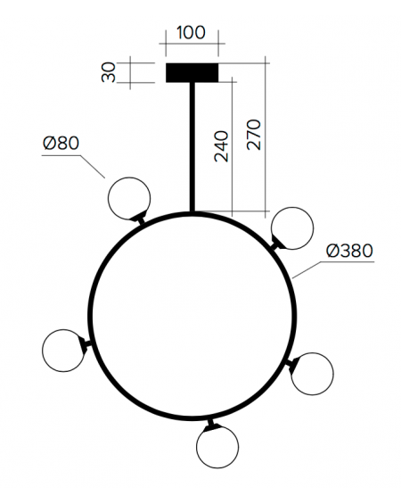 Circle and Spheres