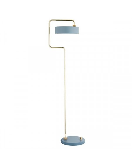 Made By Hand - Petite Machine Floor lamp - Skandynawskie Lampy Ścienne